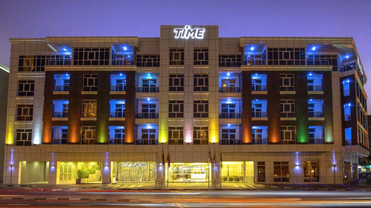 Time Grand Plaza Hotel Dubai