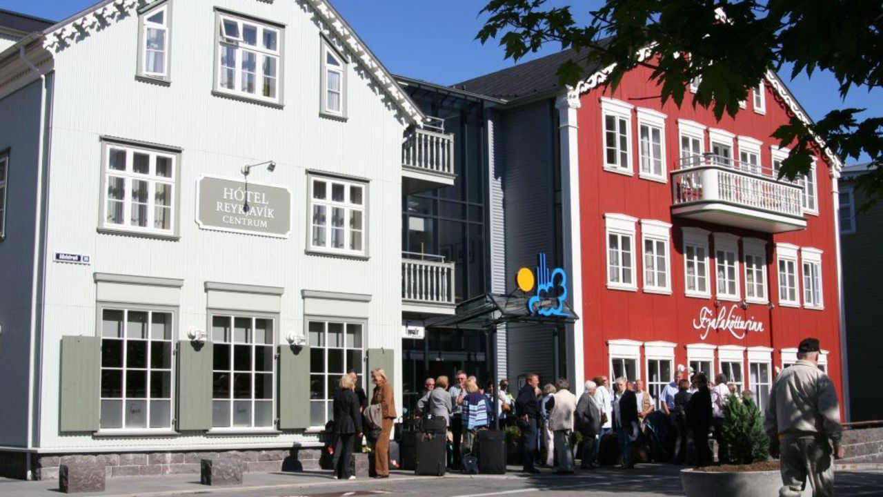 Hotel Island Reykjavik Bewertung