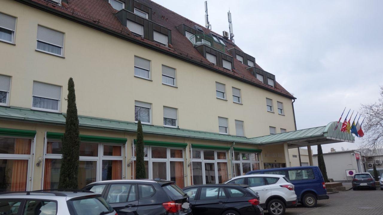 Hotel Weber Mannheim