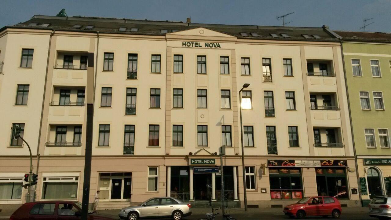 hotel nova berlin lichtenberg holidaycheck berlin deutschland. Black Bedroom Furniture Sets. Home Design Ideas