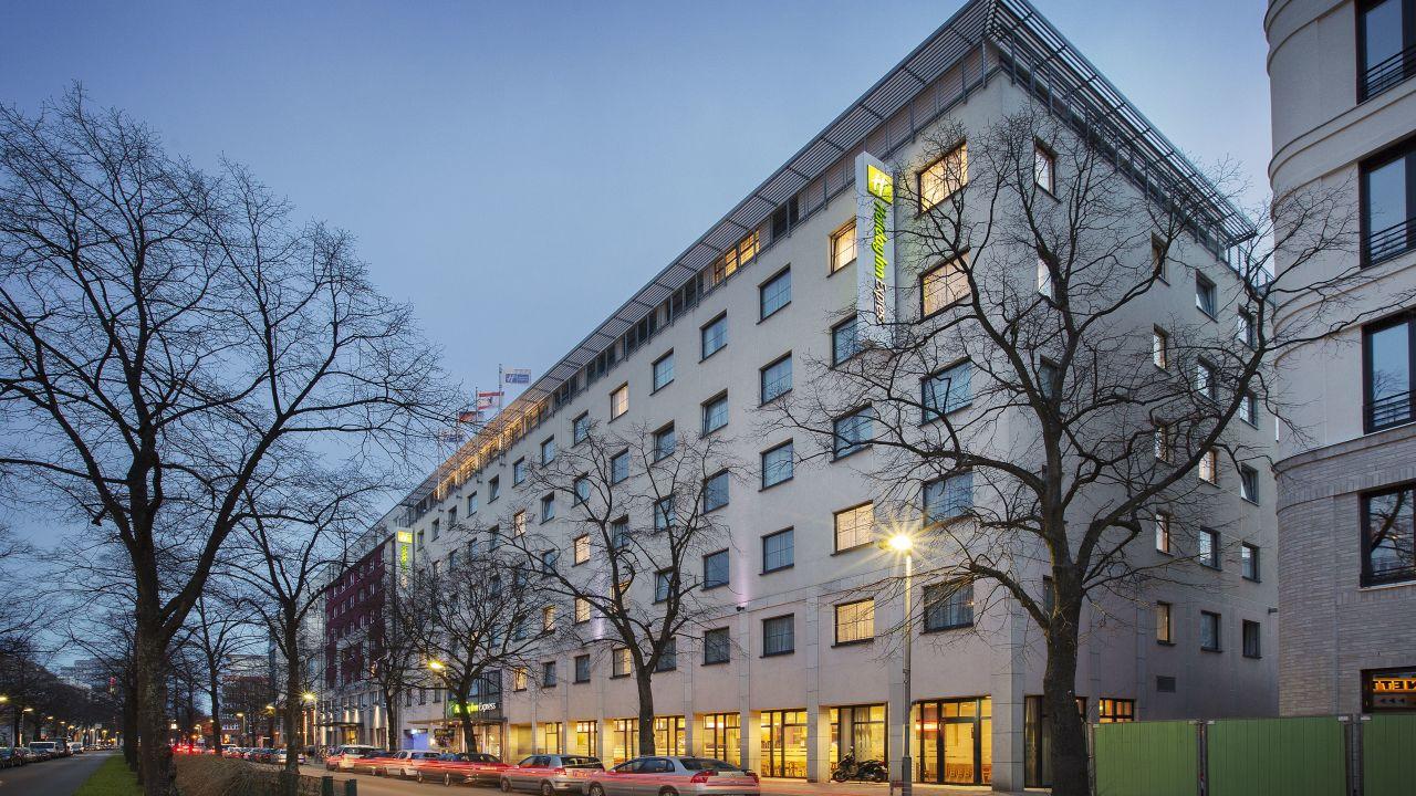 Hotel Holiday Inn Express Berlin City Centre Berlin Friedrichshain