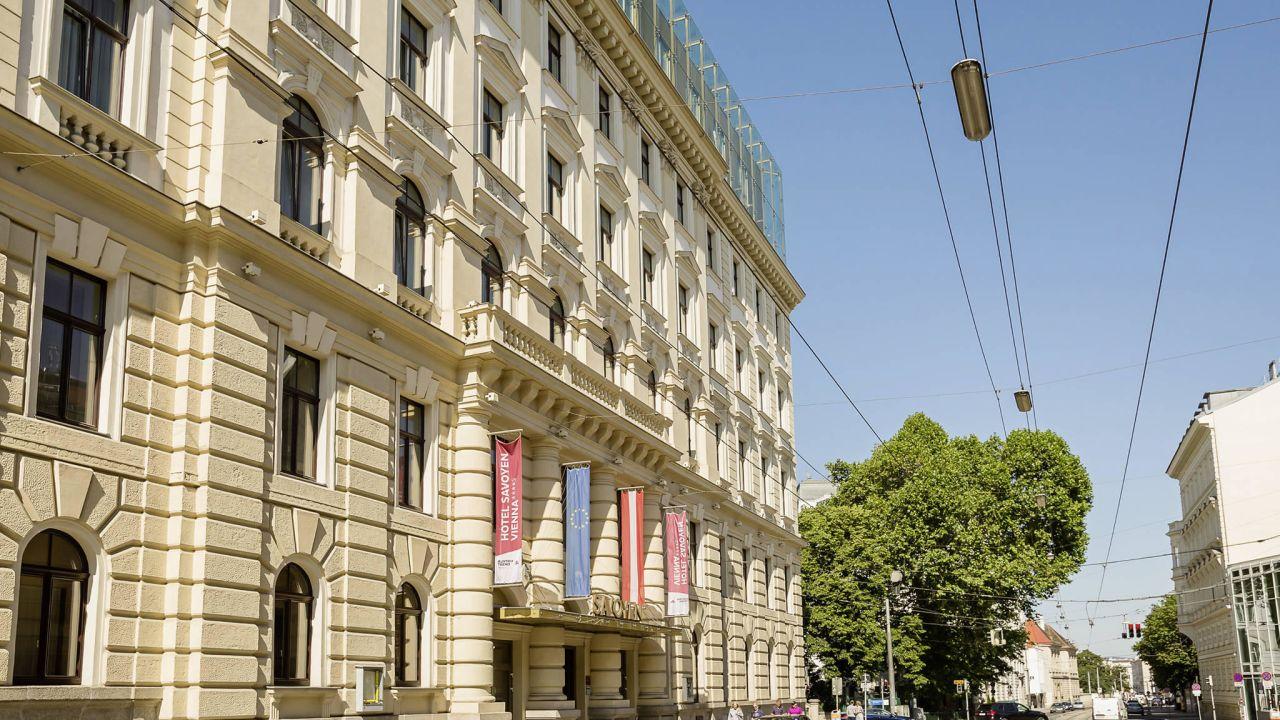 Hotel Wien Savoyen