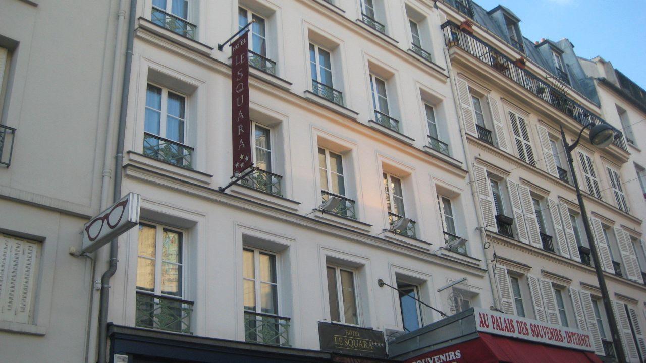 Hotel le squara paris holidaycheck gro raum paris for Frankreich hotel paris