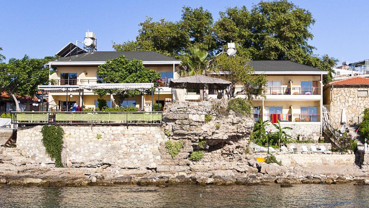 Kamer motel side u2022 holidaycheck türkische riviera türkei
