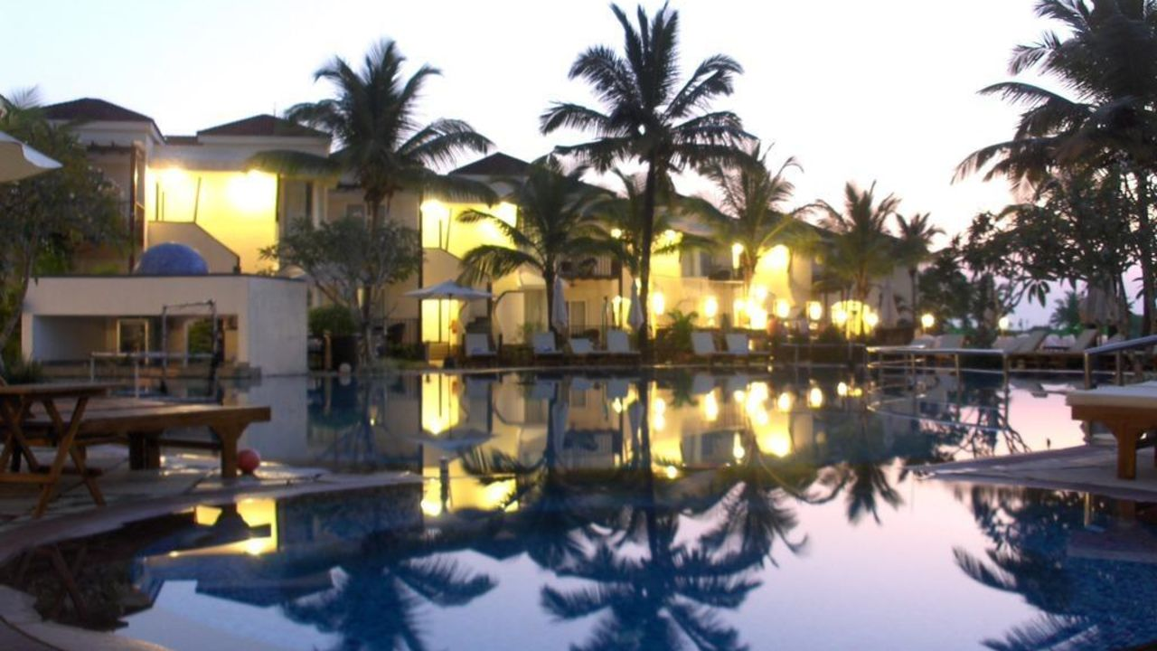 Hotel Royal Orchid Beach Resort Spa Utorda Holidaycheck Goa