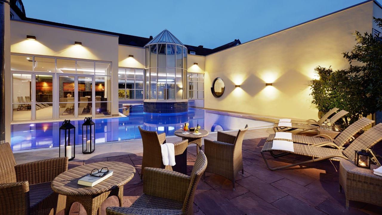 Wintergarten Speyer lindner hotel spa binshof speyer holidaycheck rheinland