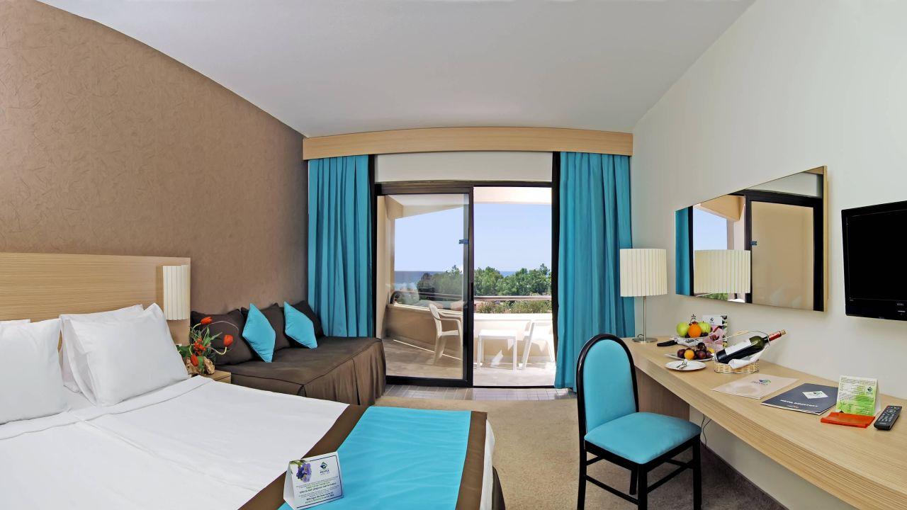 Holliday Chek Grand Prestige Hotel Und Spa Turkei