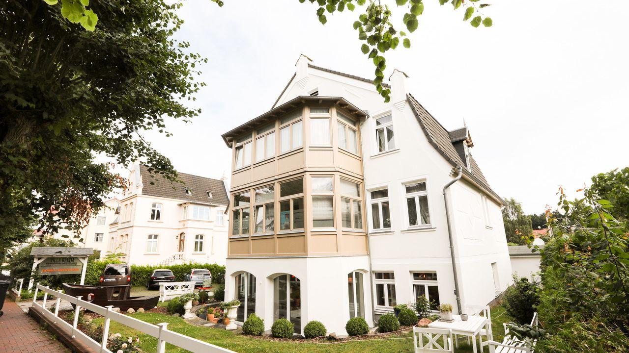 Villa Baltia (Graal-Müritz) • HolidayCheck (Mecklenburg-Vorpommern ...