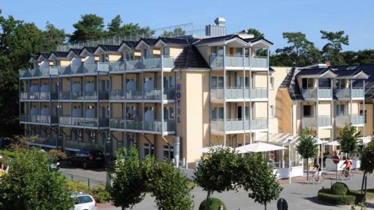 ACA Hotel Mönchgut (Hotelbetrieb eingestellt) (Baabe [Rügen ...