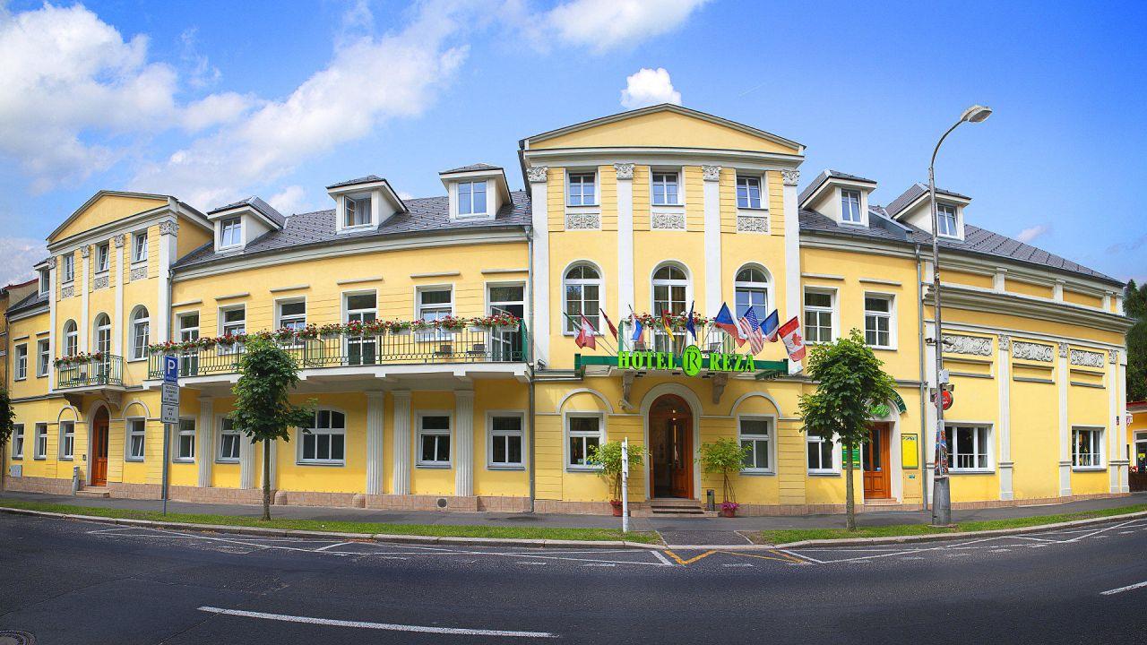 Hotel Reza Franzensbad Bewertungen