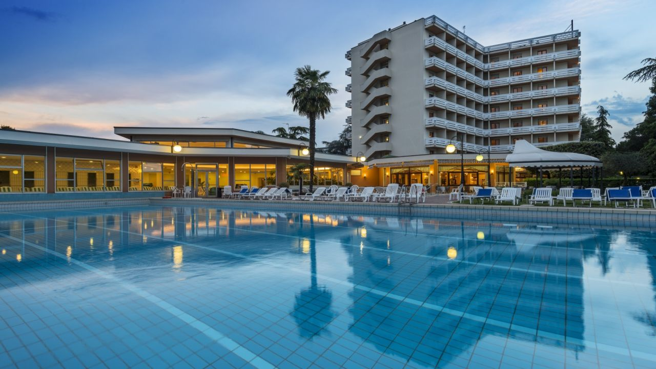 Hotel Terme Apollo Montegrotto