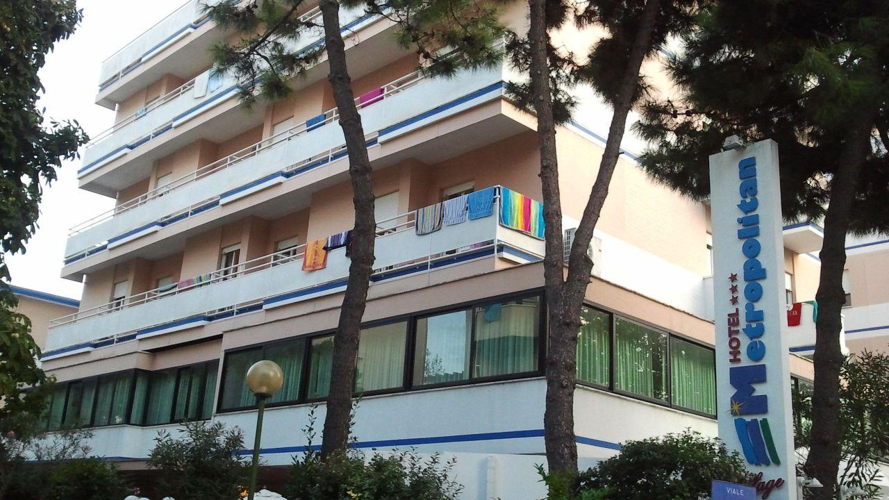 Hotel Metropolitan Cesenatico Bewertung