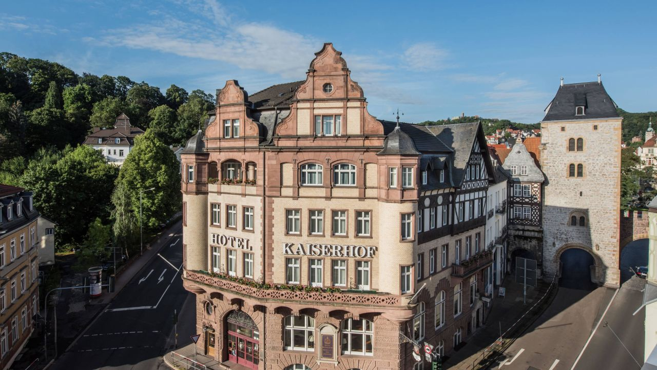 Hotel Kaiserhof Eisenach (Eisenach) • HolidayCheck (Thüringen ...