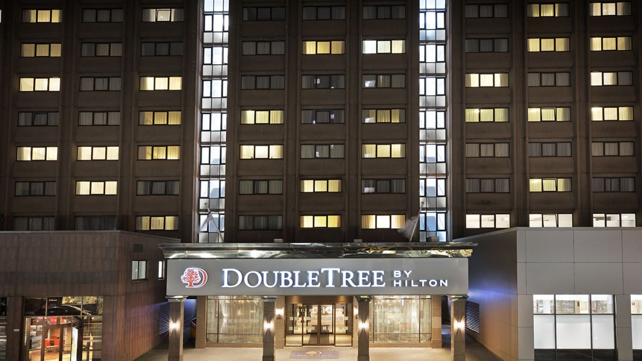 Doubletree Hilton Glasgow Central Hotel
