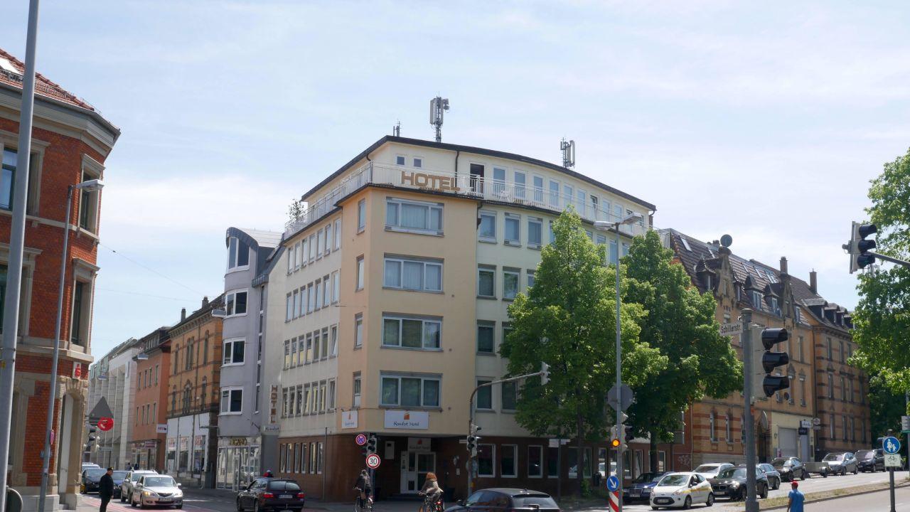 Komfort Hotel Ludwigsburg Bewertung