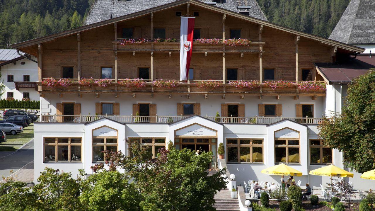 Hotel Pillerseehof And Der Brauwirt St Ulrich Am Pillersee Osterreich
