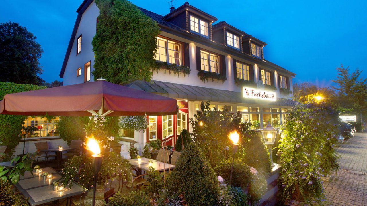 romantik hotel fuchsbau in timmendorfer strand holidaycheck schleswig holstein deutschland. Black Bedroom Furniture Sets. Home Design Ideas