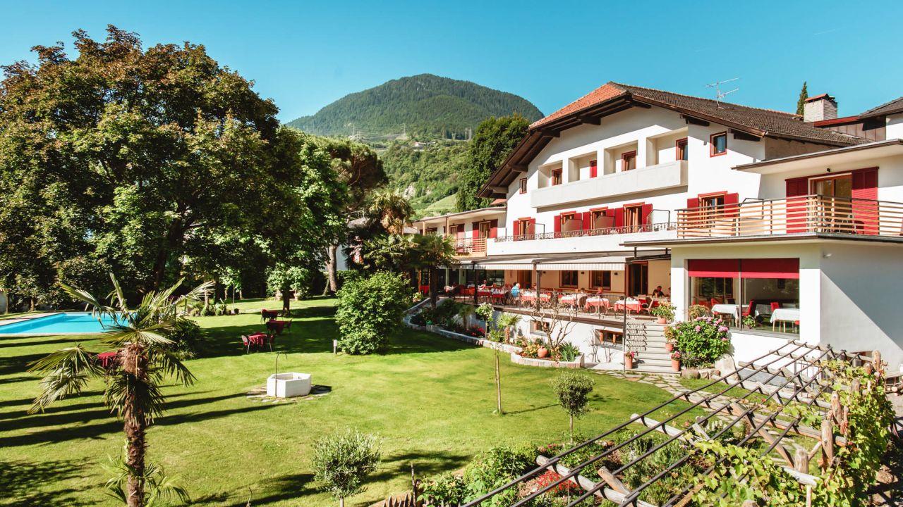 Hotel eichhof lana holidaycheck s dtirol italien for Hotel in lana sudtirol