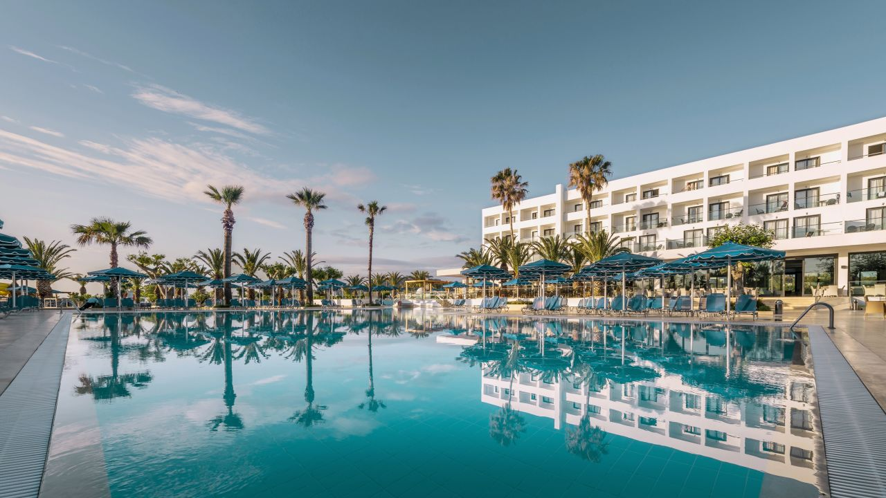 Mitsis faliraki beach hotel spa faliraki for Top hotels griechenland