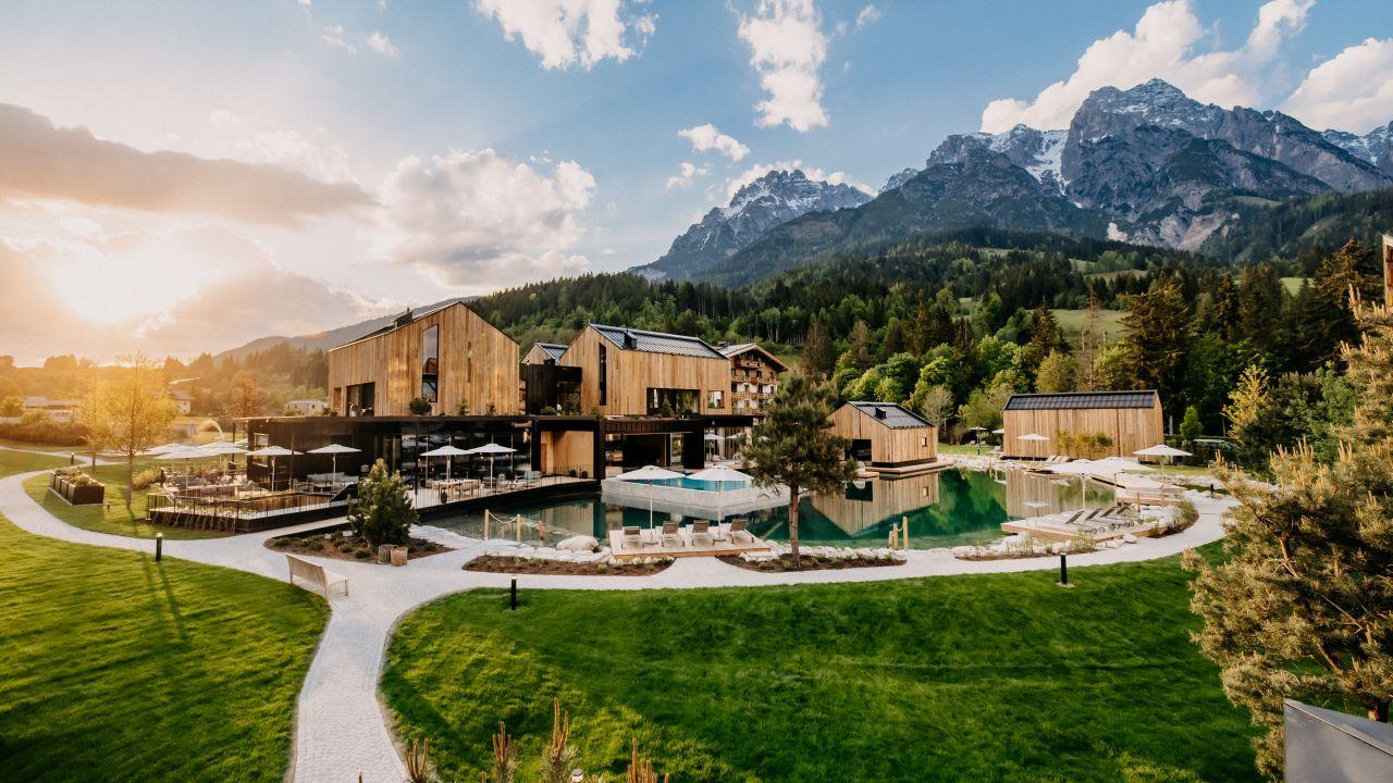 Naturhotel forsthofgut leogang holidaycheck for Design boutique hotel salzburg