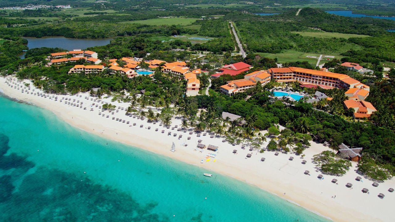 Sol Rio De Luna Y Mares Playa Esmeralda Holidaycheck Kuba