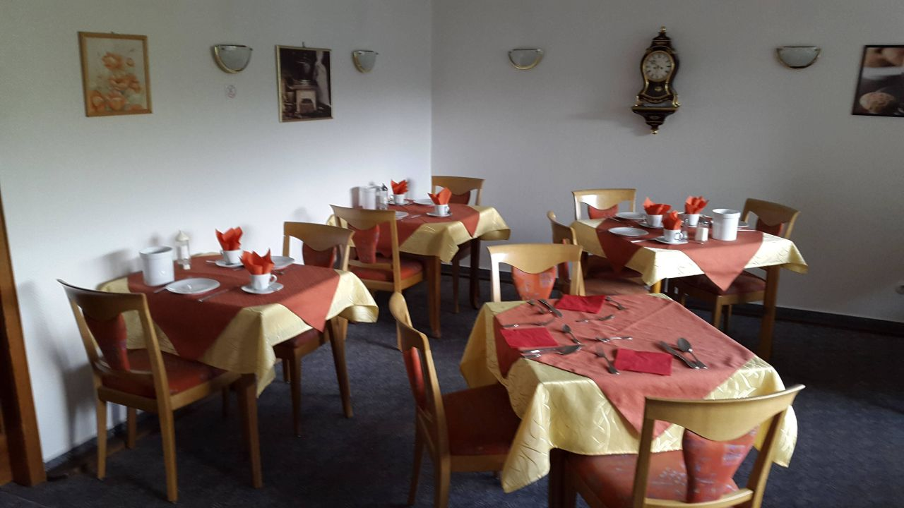 Hotel Pension Thome Hinterzarten