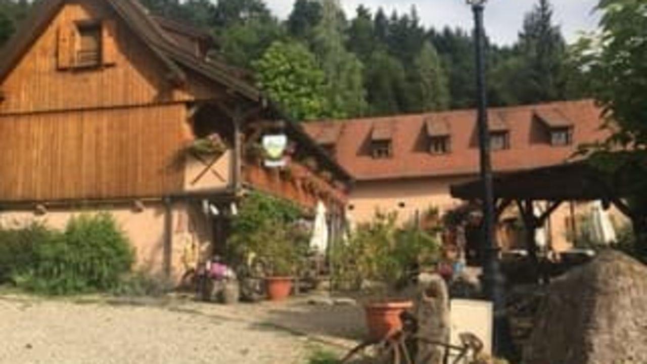 Auberge Meuniere Thannenkirch concernant hotel auberge le melkerhof (thannenkirch) • holidaycheck (elsass