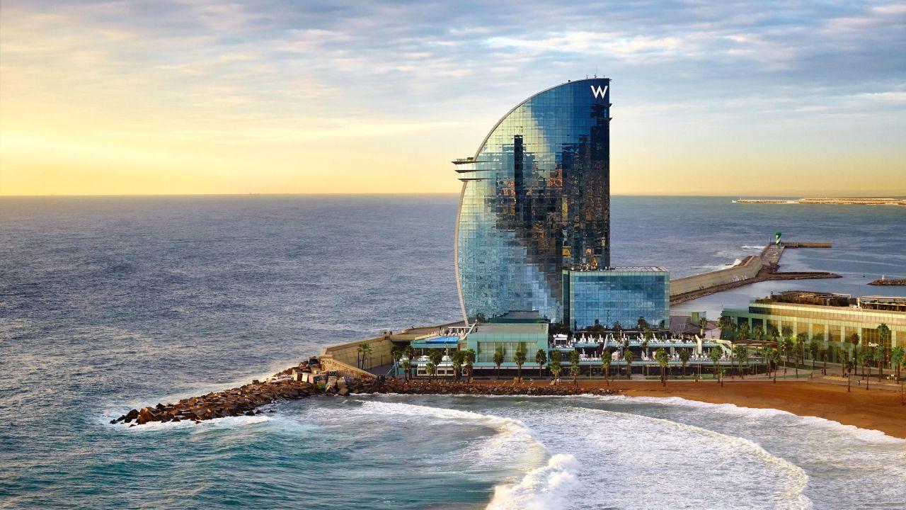 W Barcelona Hotel Barcelona Holidaycheck Katalonien Spanien