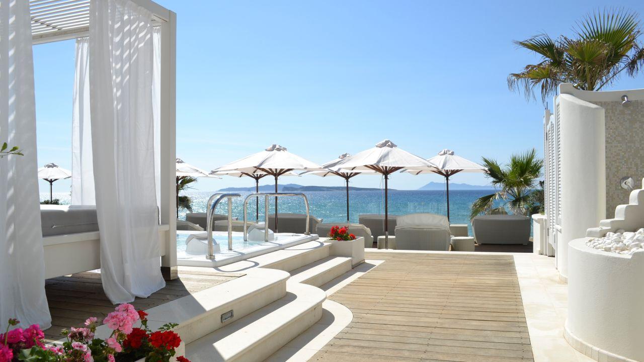 Delfino blu boutique hotel spa agios stefanos avliotes for Boutique hotel griechenland