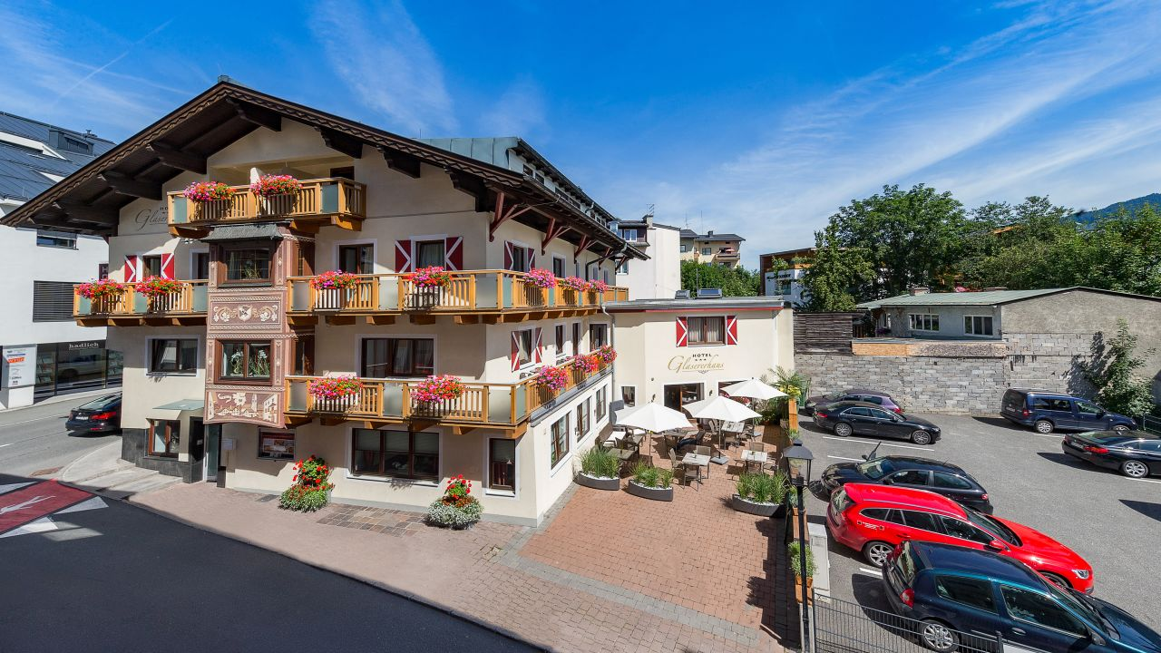 Hotel Glasererhaus Zell Am See