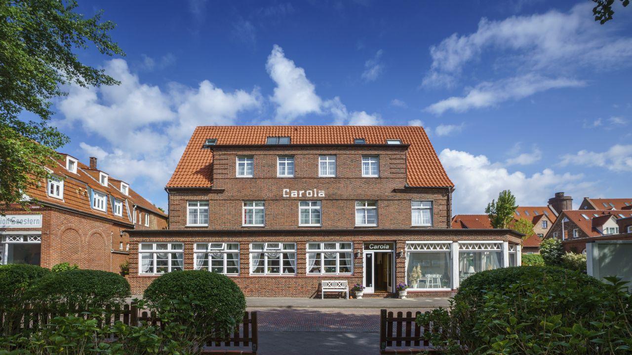 Haus Carola Juist • HolidayCheck Niedersachsen
