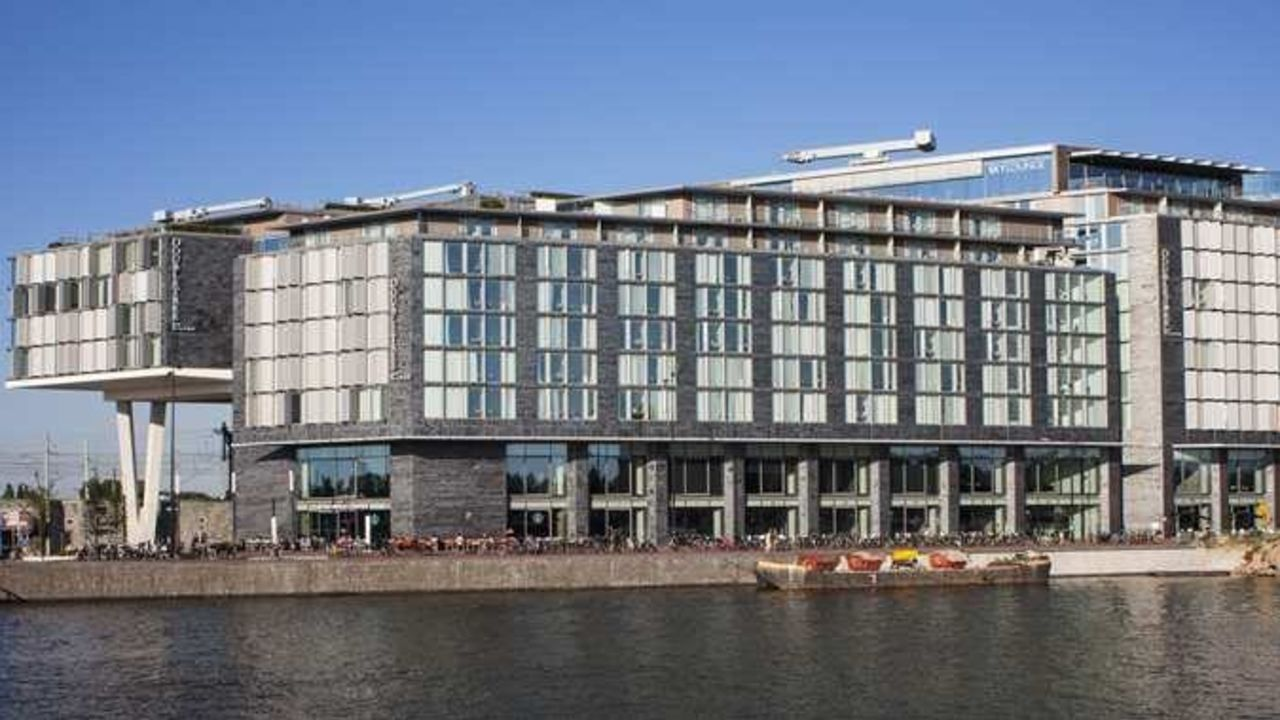DoubleTree by Hilton Amsterdam Centraal Station in ...