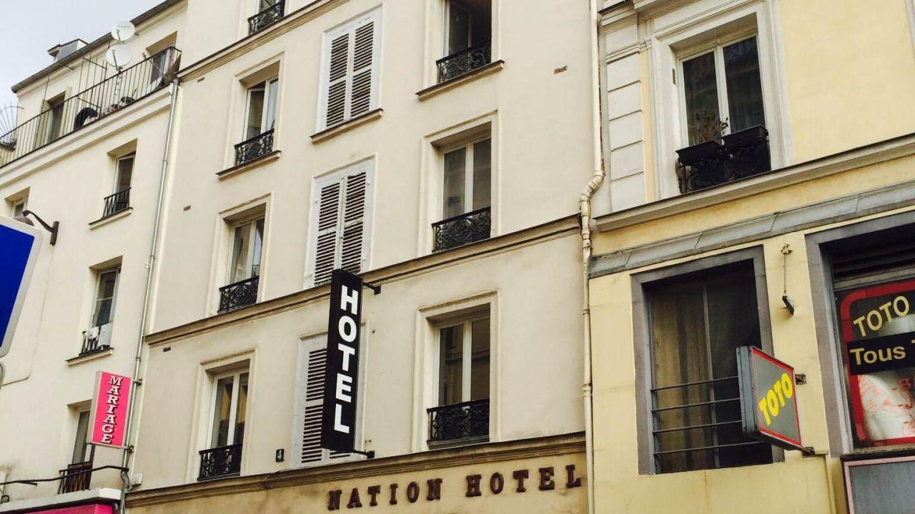 Hotel nation montmartre paris holidaycheck gro raum for Frankreich hotel paris