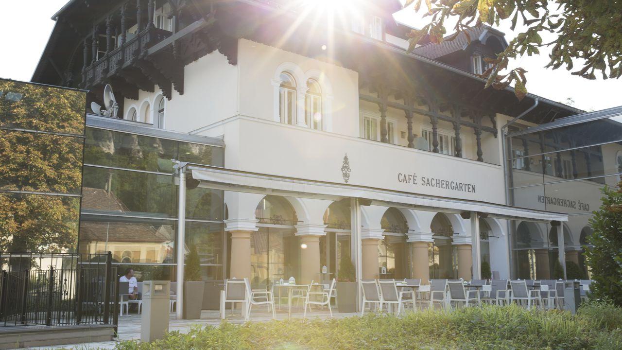 Hotel Sacher Baden Baden Bei Wien Holidaycheck Niederosterreich