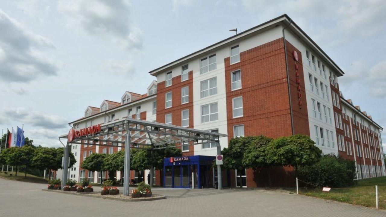 Ramada Hotel In Frankfurt Oder