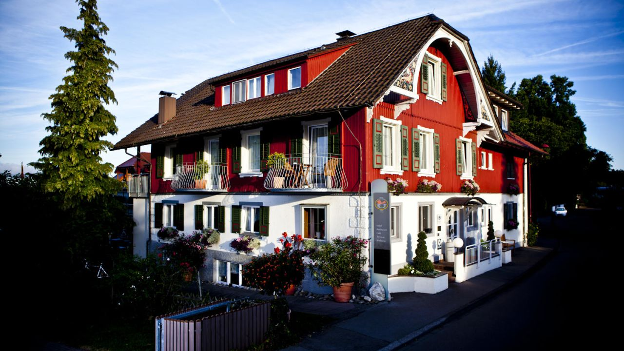 Hotel Am See Bodensee Nonnenhorn