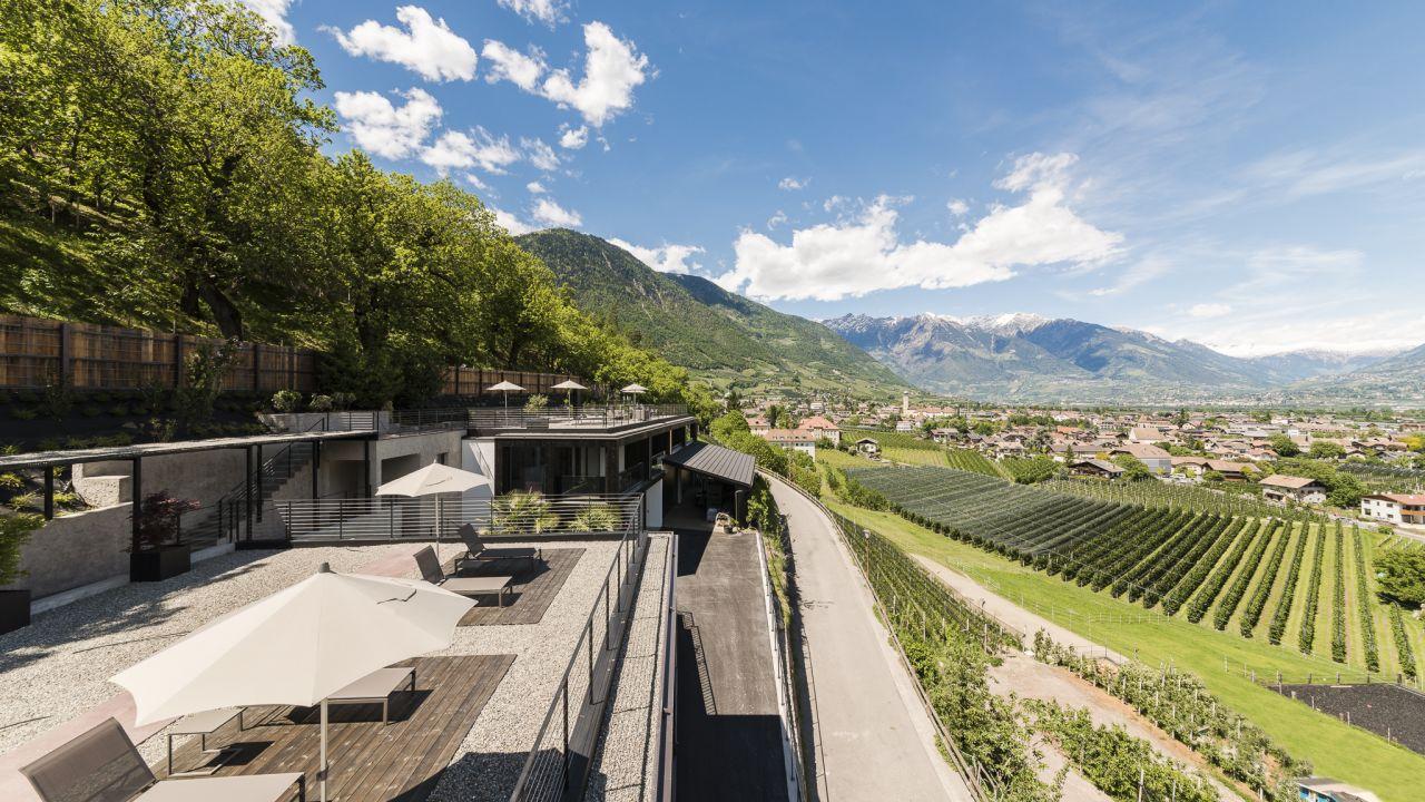 Garni hotel katzenthalerhof lana holidaycheck for Hotel in lana sudtirol