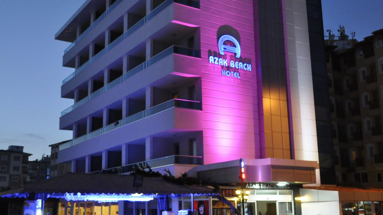 Hotel Azak Beach Alanya
