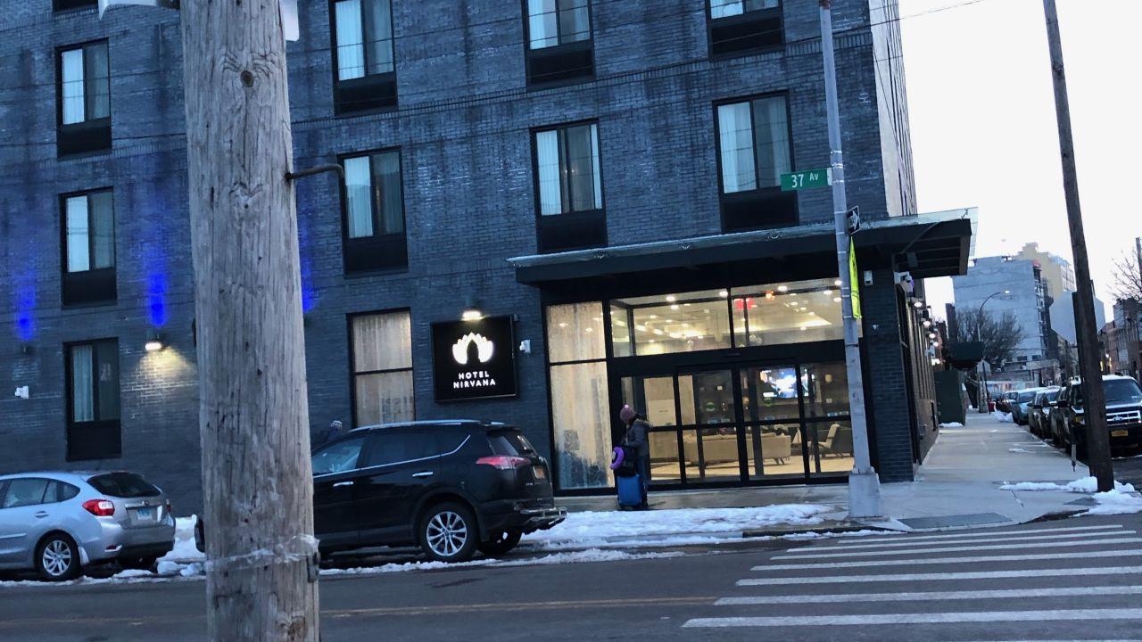 hotel nirvana new york