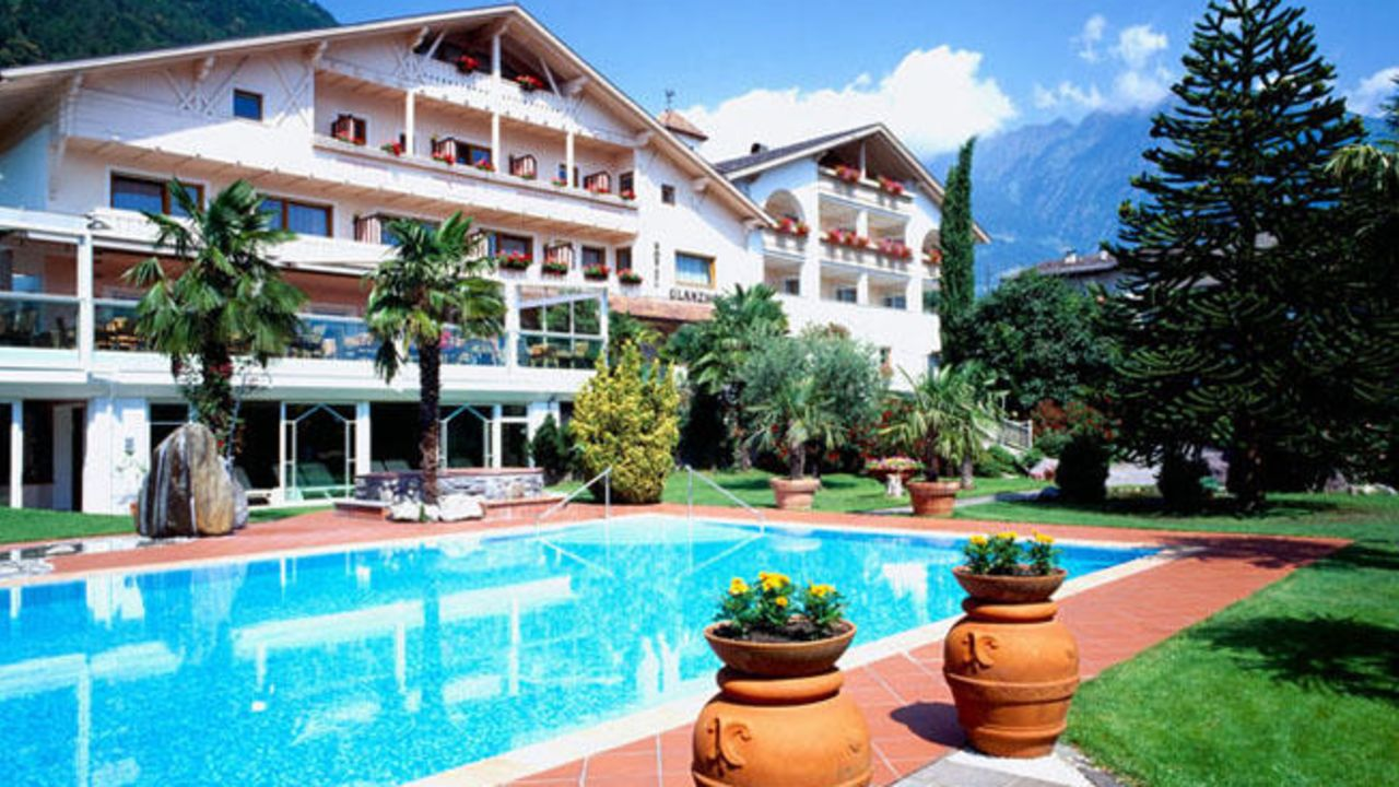Hotel Glanzhof Marling Italien