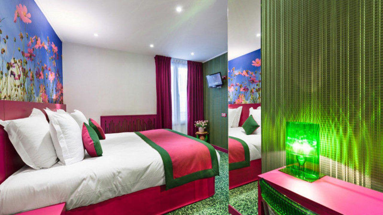Hotel Les Jardins De Montmartre Paris Holidaycheck Grossraum Paris Frankreich
