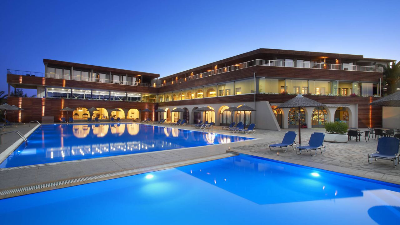 Dolphin Beach Hotel Griechenland