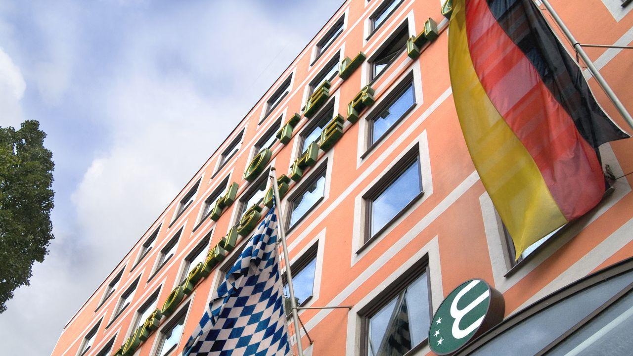 Munchen Hotel Europaischer Hof