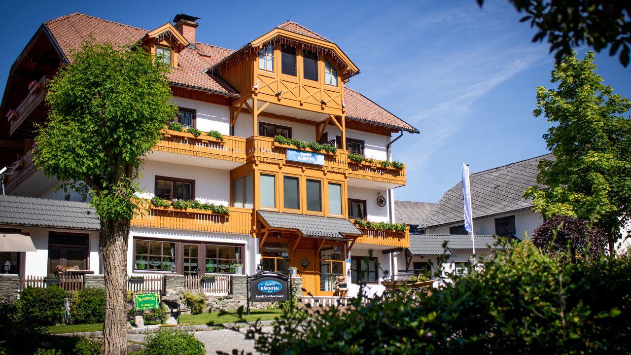 Home - Strandhotel Pichler in Seeboden