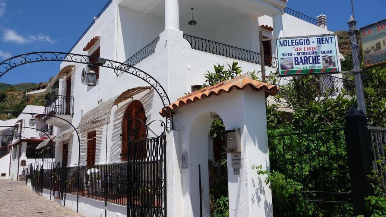 Residence Le Terrazze (Lipari Stadt [Lipari]) • HolidayCheck ...