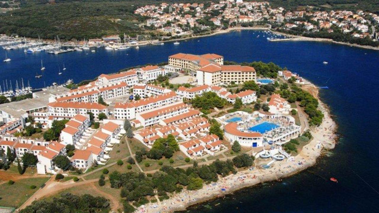 Hotel Park Plaza Histria Pula Istrien