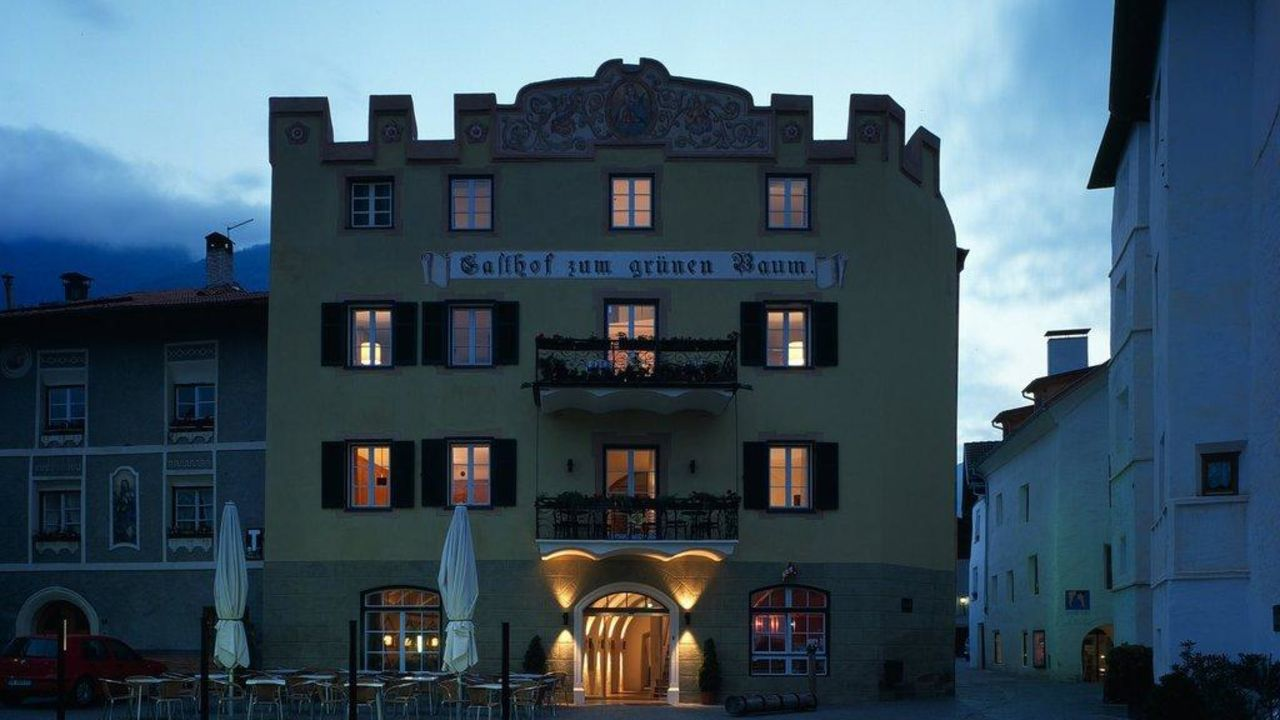 Hotel Gasthof Grüner Baum Glorenza Glurns Holidaycheck