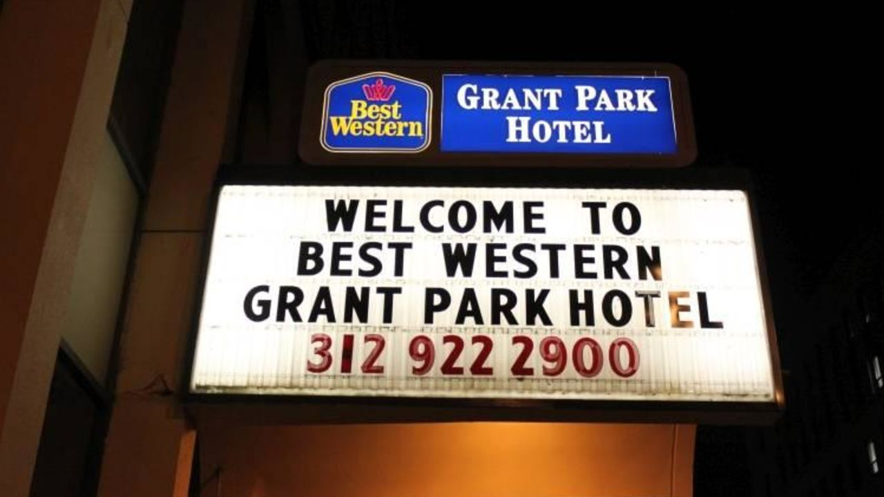 Best Western Grant Park Hotel Chicago Il Usa