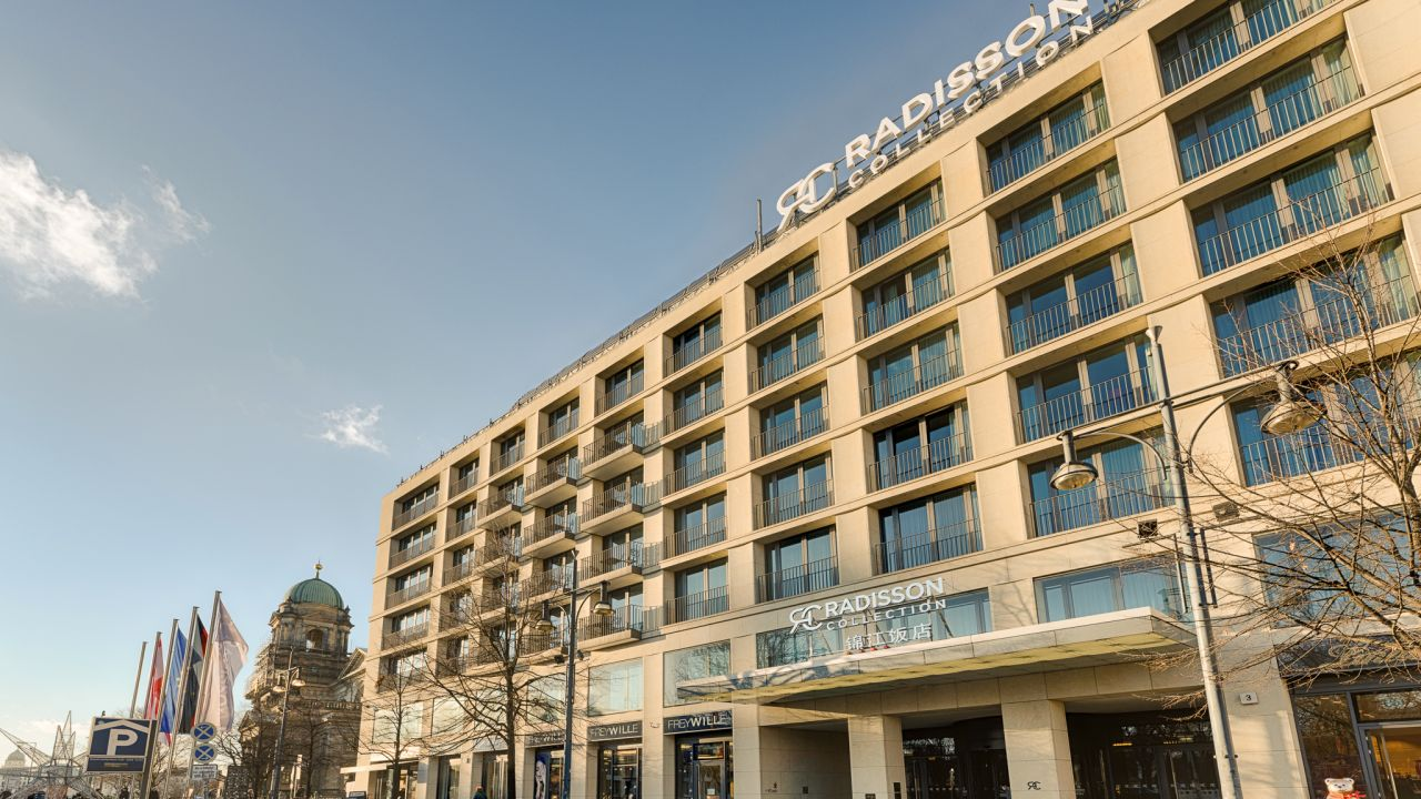 Radisson Blu Hotel Berlin Berlin Mitte Holidaycheck Berlin