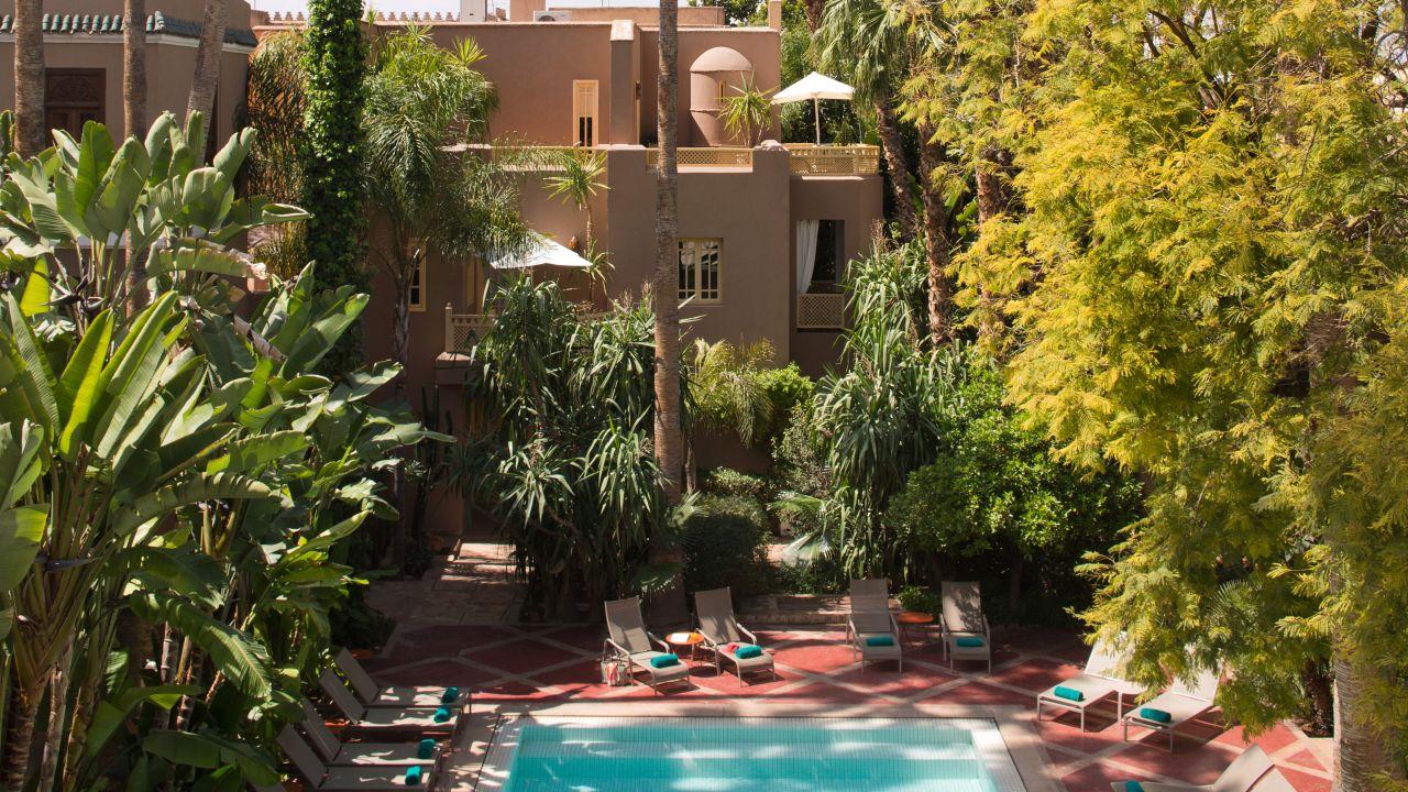 Hotel Les Jardins De La Médina (Marrakesch) • HolidayCheck ...